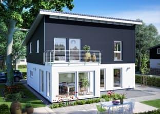 Einfamilienhaus modern pultdach  Ein Pultdach-Haus bauen - Preise | Anbieter | Infos | Häuser