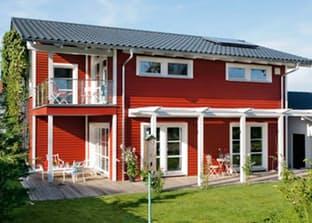 Fertigteilhaus holz  Ein Holzhaus bauen | Preise | Anbieter | Infos | Fertighaus.de