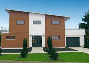 E 15-214.1 - Modernes Pultdachhaus