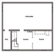 E 20-148.4 - Stadtvilla mit großem Balkon (inactive) Grundriss