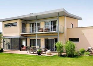 E 20-198.1 - Einfamilienhaus mit Z-Dach