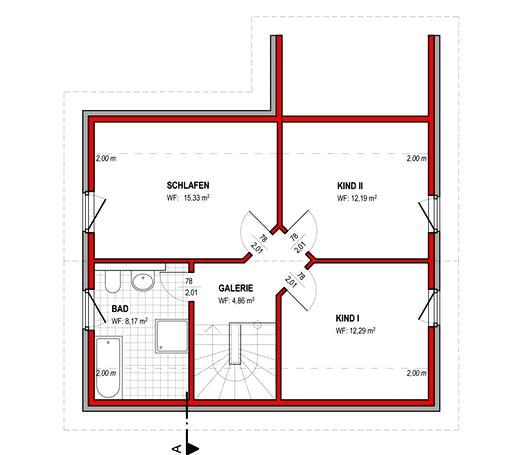 BK Bau-Konzept E300 Floorplan 2