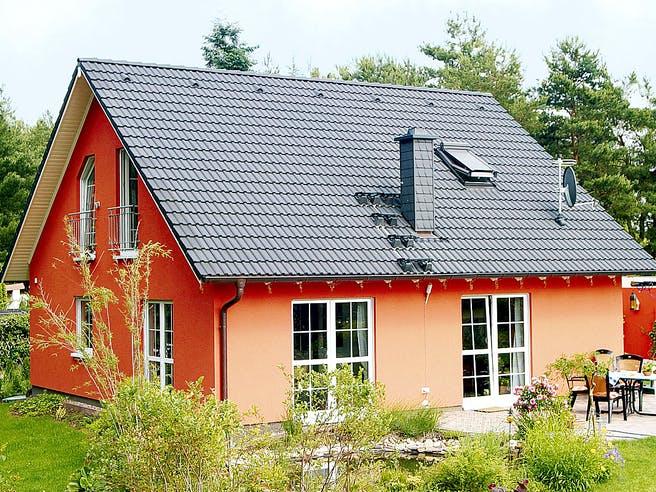 Einfamilienhaus A 2 von EBH Haus Außenansicht 1