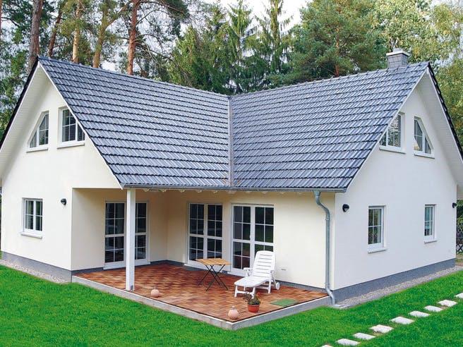 Einfamilienhaus A 5 von EBH Haus Außenansicht 1