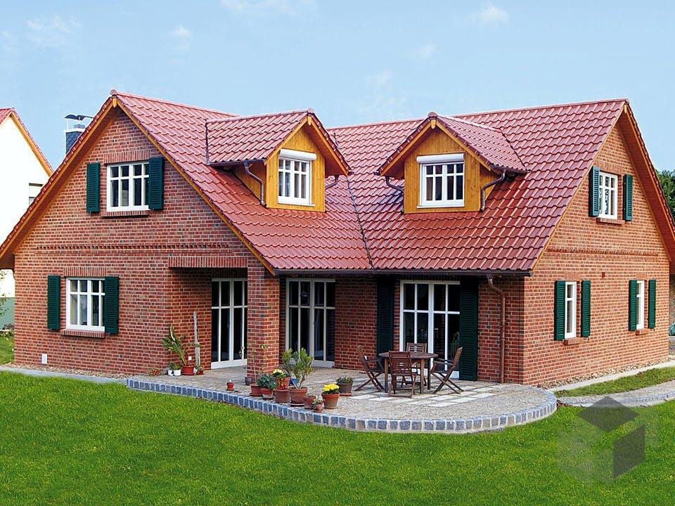 Einfamilienhaus A 6 von EBH Haus Außenansicht