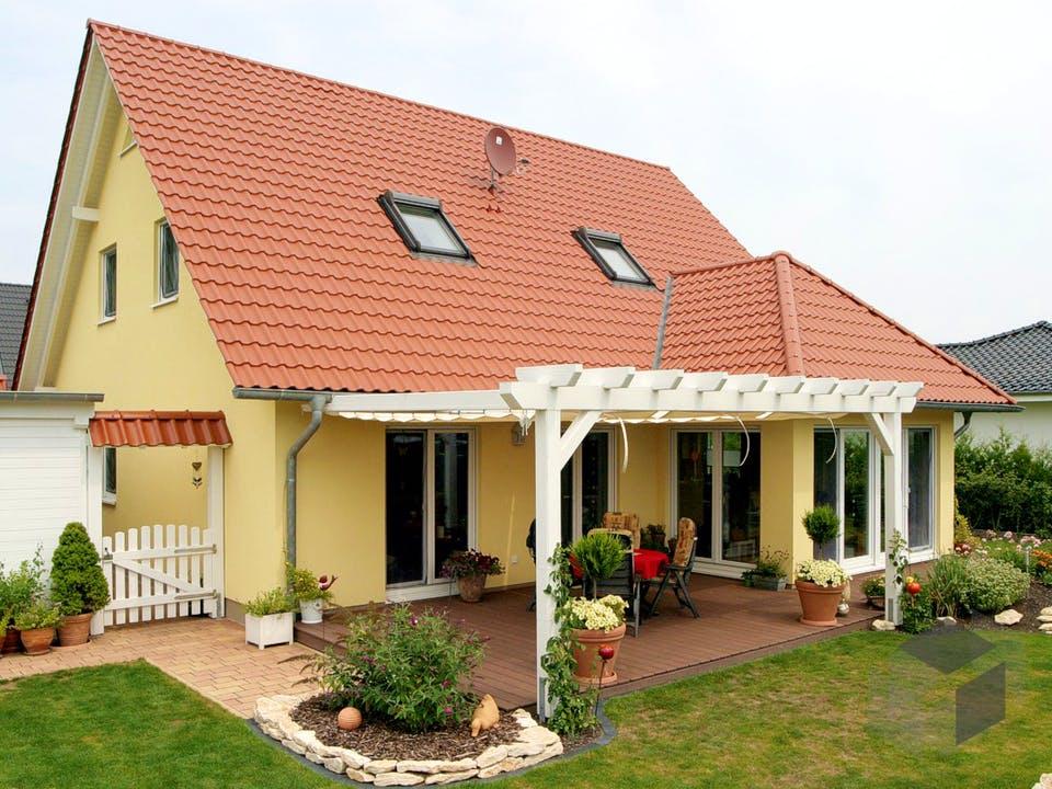 Einfamilienhaus Landidyll von EBH Haus Außenansicht