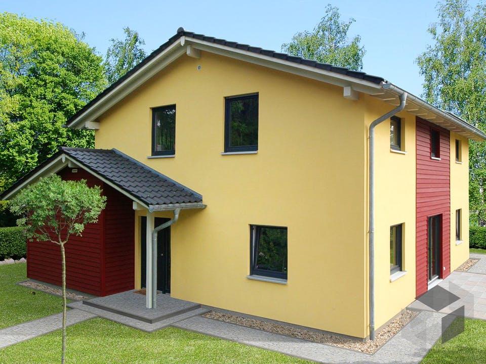 Stockholm von EBH Haus Außenansicht