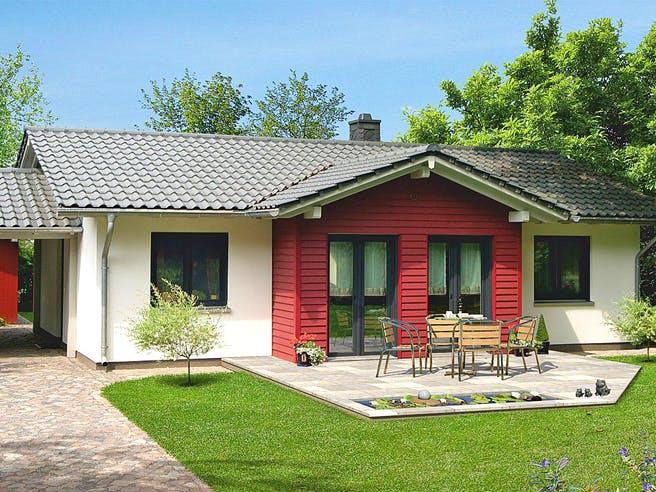 Haus für Zwei von EBH Haus Außenansicht 1