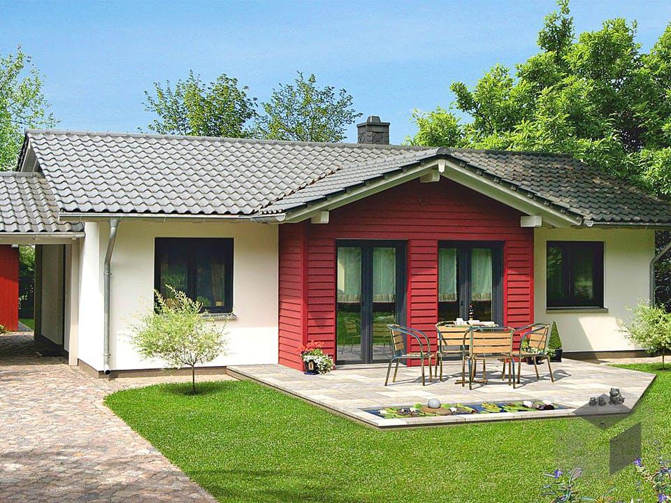 Haus für Zwei von EBH Haus Außenansicht