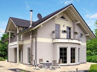 Einfamilienhaus Heideland 2 von EBH Haus Außenansicht 1