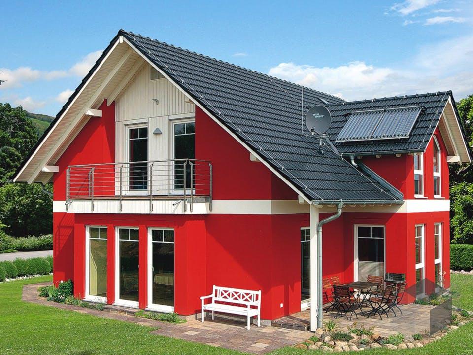 Einfamilienhaus Heideland 2 XL von EBH Haus Außenansicht