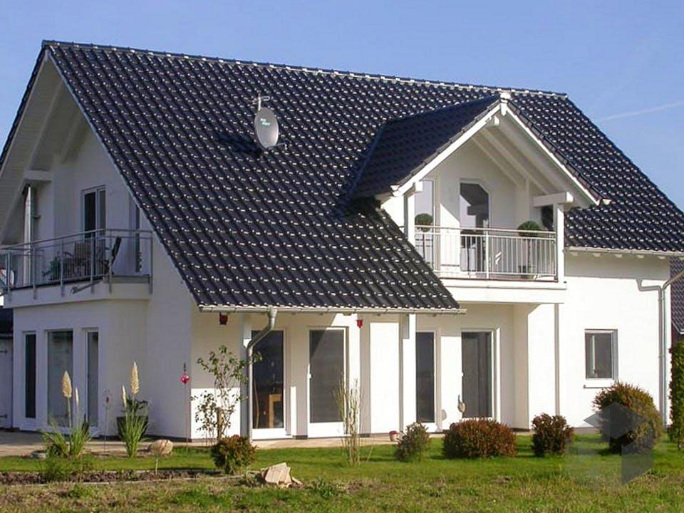 Einfamilienhaus Heideland 3 von EBH Haus Außenansicht