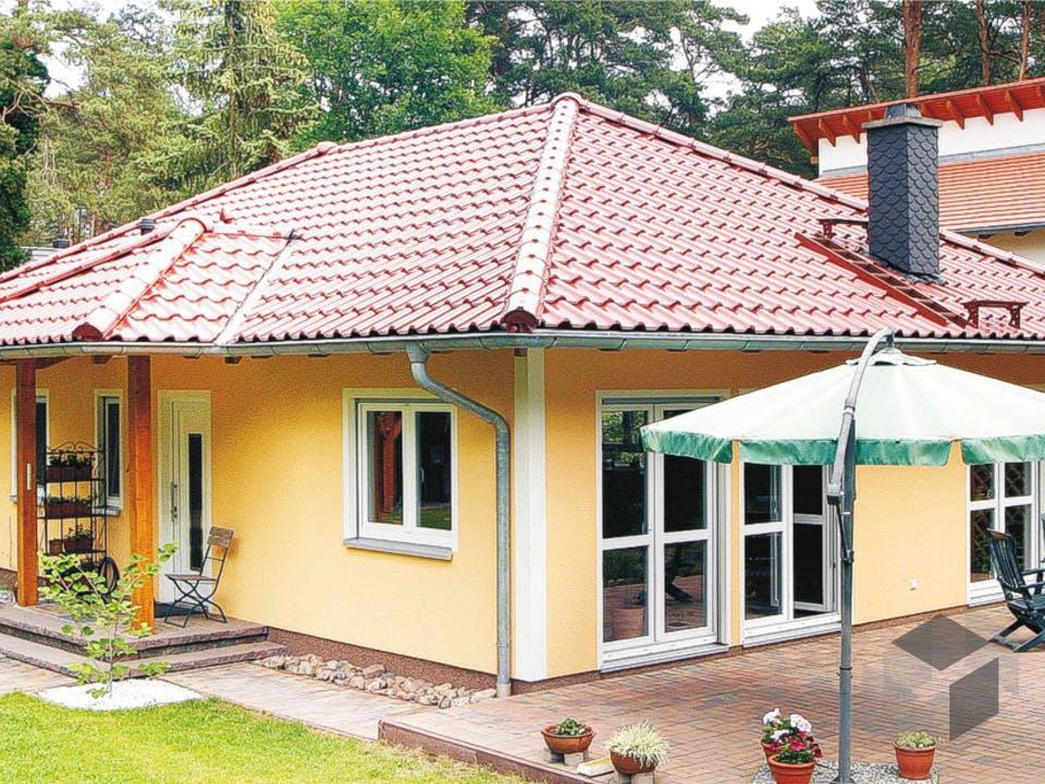 Kompakt 5 von EBH Haus Außenansicht