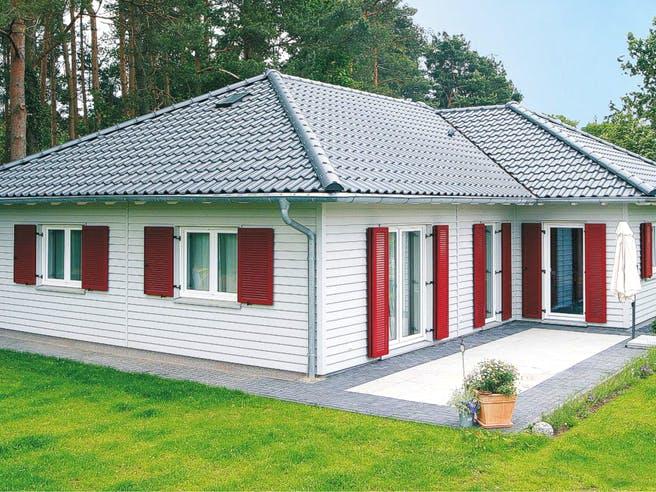 Kompakt 7 von EBH Haus Außenansicht 1