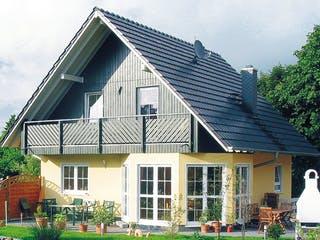 Einfamilienhaus Maxx 2/4 von EBH Haus Außenansicht 1