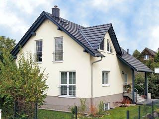 Einfamilienhaus Maxx 3/3 von EBH Haus Außenansicht 1