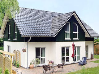 Einfamilienhaus Maxx 3/3 XL von EBH Haus Außenansicht 1