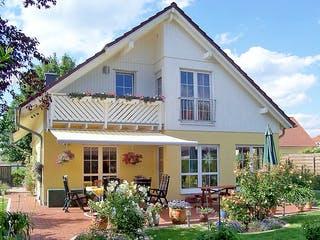 Einfamilienhaus Maxx 3/5 von EBH Haus Außenansicht 1