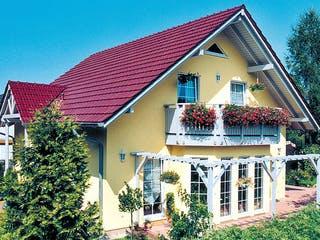 Einfamilienhaus Maxx 4/2 von EBH Haus Außenansicht 1