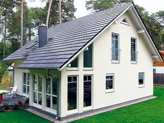 Einfamilienhaus Maxx 4/6 von EBH Haus Außenansicht 1