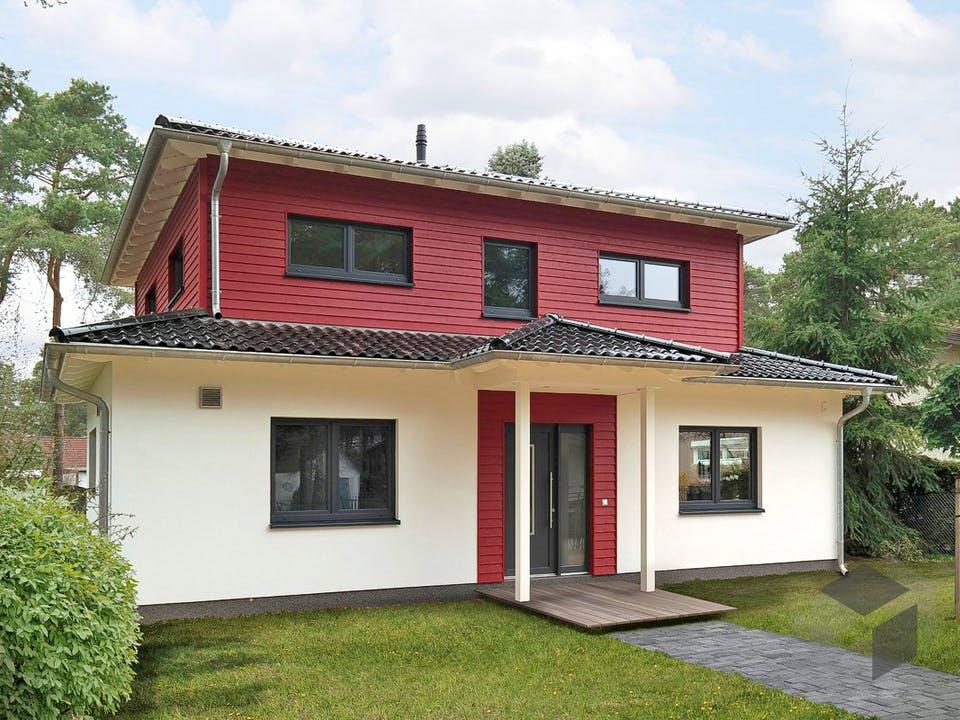 Villa Linda von EBH Haus Außenansicht