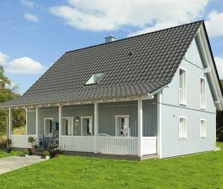 Schlüsselfertiges Holzhaus | Fertighaus.de