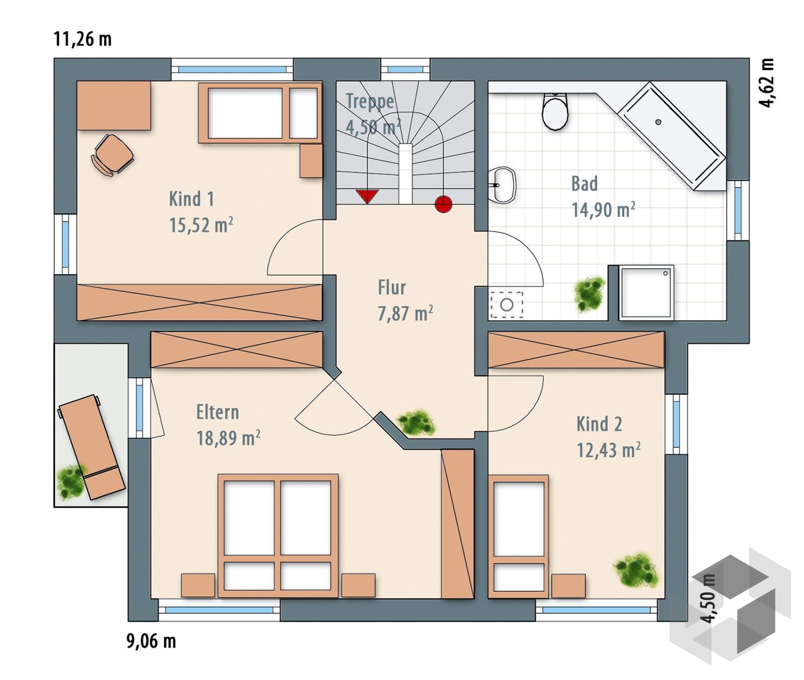 edition 141 von wolf haus komplette daten bersicht. Black Bedroom Furniture Sets. Home Design Ideas