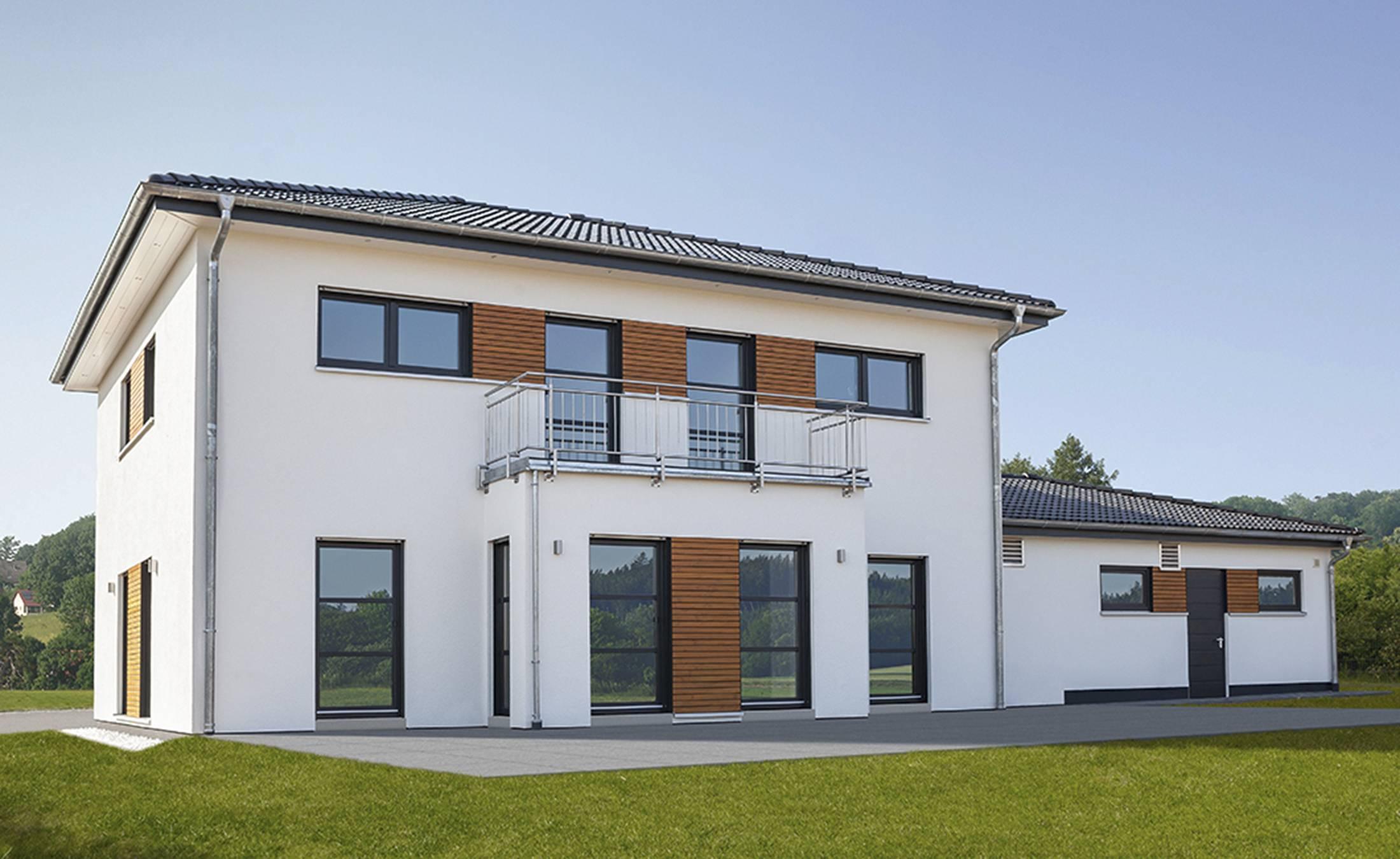 Einfamilienhaus Edition 21 von Wolf Haus   Fertighaus.de