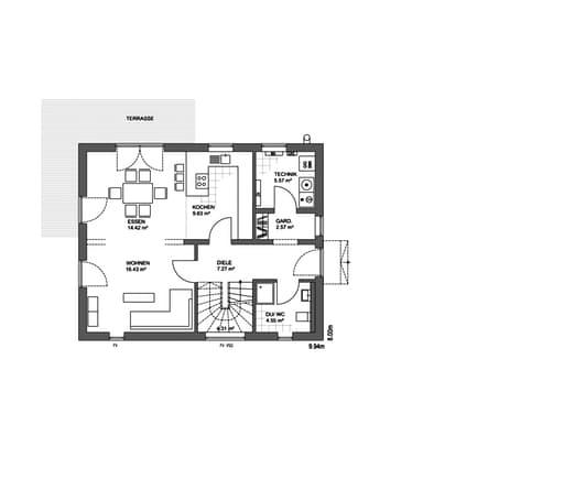Edition 21 plus Flachdach floor_plans 1