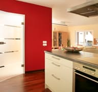 Edition 21 plus Pultdach Modern interior 3