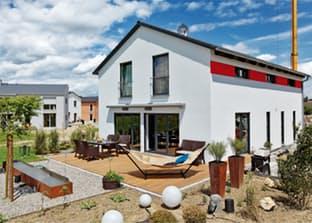 Edition 21 plus Satteldach Landhaus exterior 0