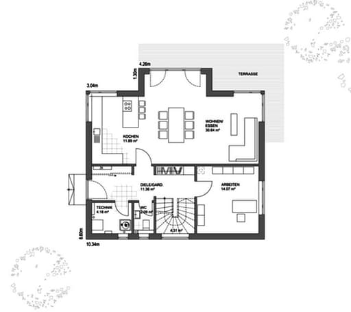 Edition 21 plus Walmdach floor_plans 1