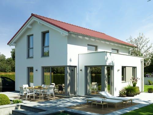 Satteldachhaus Fertighaus De