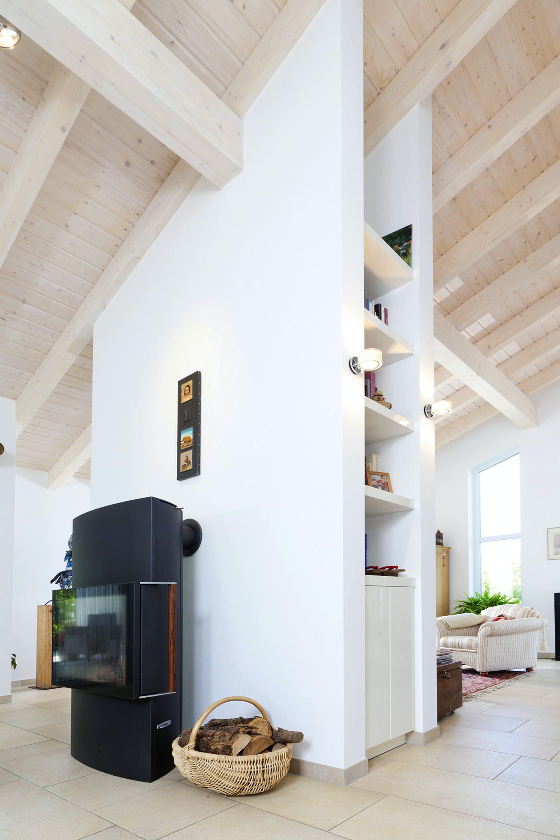 ein kamin f r das eigenheim ratgeber. Black Bedroom Furniture Sets. Home Design Ideas