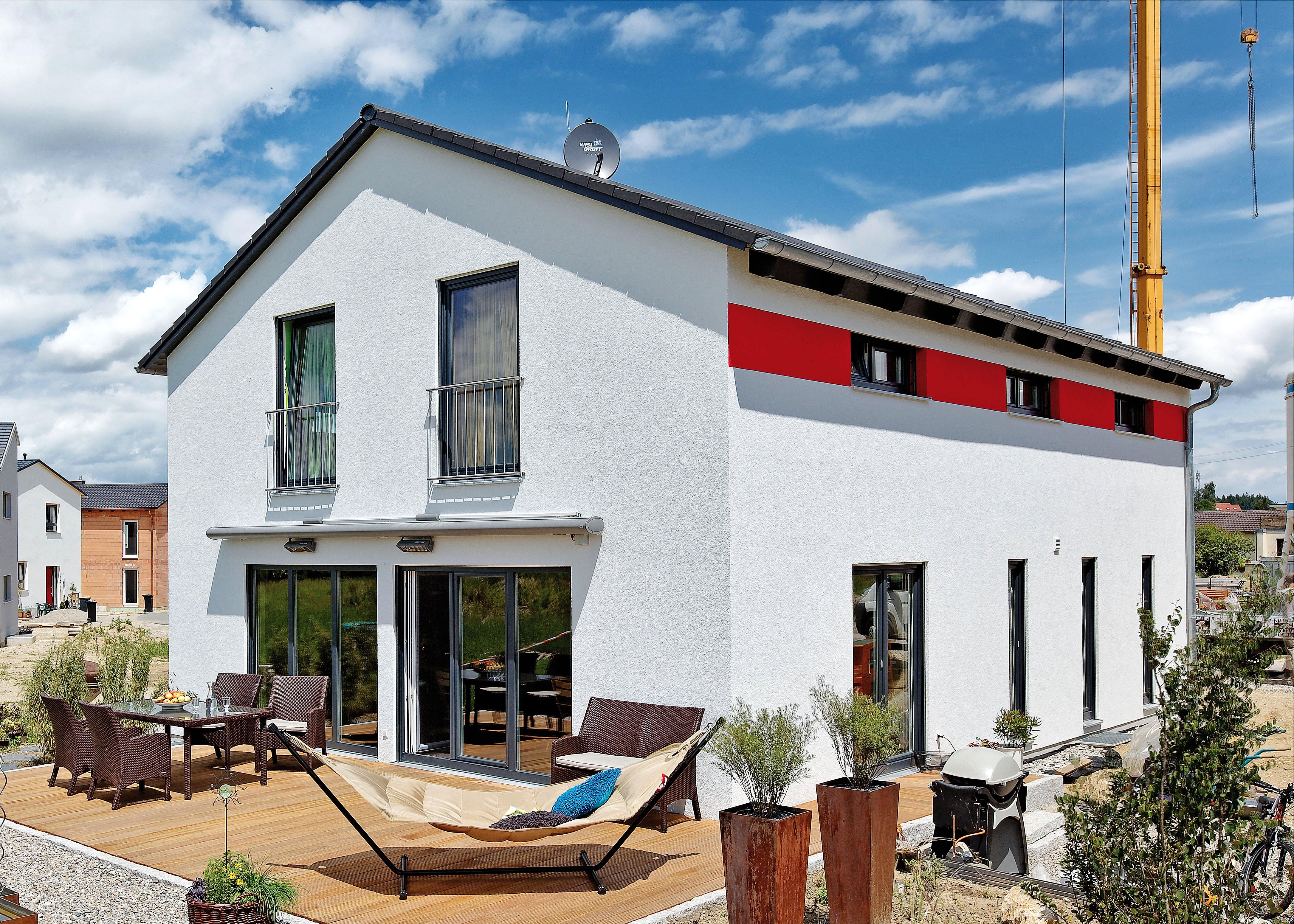beautiful fertighaus im landhaus stil huser preise anbieter infos with huser im stil - Fertighaus Huser Texas