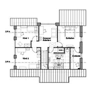 Edition 430 - Wohnidee-Haus Grundriss