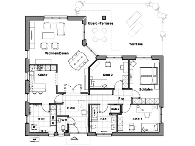 Edition 500 B Floorplan 1