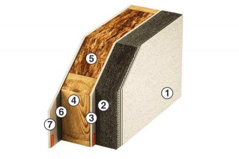 Super Holzrahmenbau: Konstruktion und Dämmung - Fertighaus.de Ratgeber @CV_47