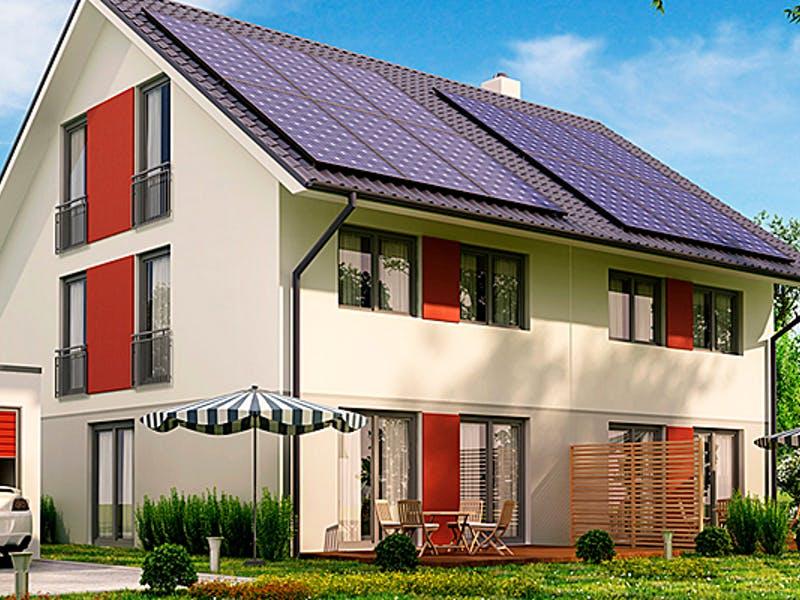 Satteldachhaus von HauswerQ