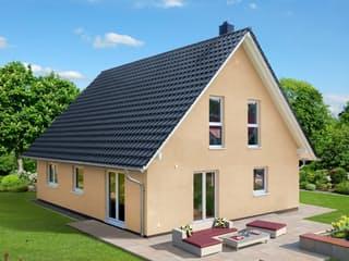 Einfamilienhaus A 2 L 45° exterior 0
