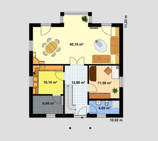 Einfamilienhaus A 3 Edition 500 floor_plans 1