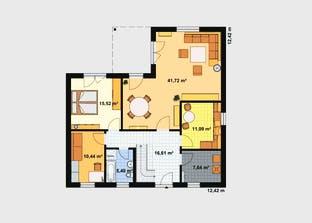 Einfamilienhaus A 5 Grundriss