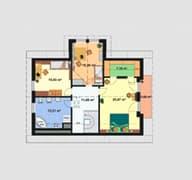 Einfamilienhaus Heideland 2 XL Grundriss