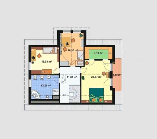 Einfamilienhaus Heideland 2 XL floor_plans 0