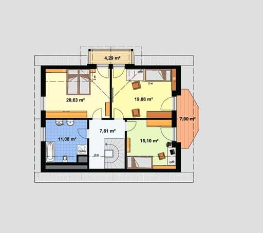 Einfamilienhaus Heideland 2 floor_plans 0