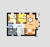 Einfamilienhaus Heideland 2 Grundriss