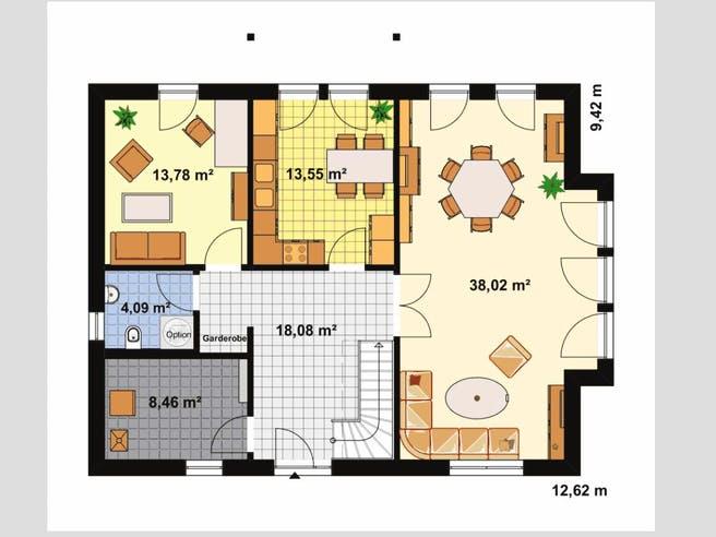 Einfamilienhaus Heideland 3 floor_plans 1