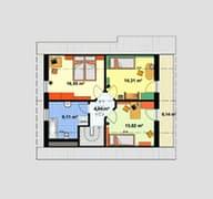Einfamilienhaus Maxx 2/4 (inactive) Grundriss