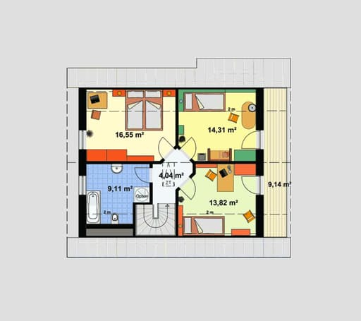 Einfamilienhaus Maxx 2/4 floor_plans 0
