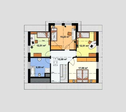 Einfamilienhaus Maxx 3/3 XL floor_plans 0